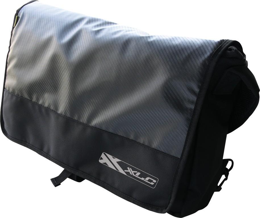 Táska futártáska XLC Messenger-Bag fekete BA-S30 bce327f53e